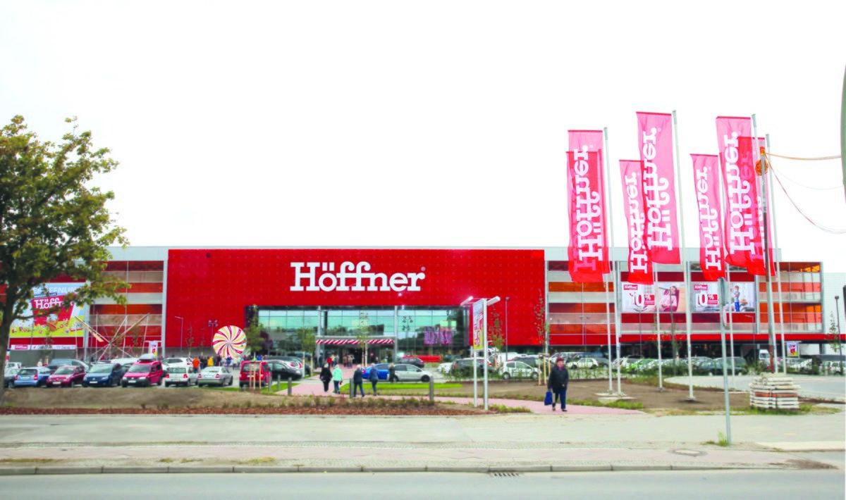 Möbel Höffner Seit 50 Jahren Erfolgreich Am Markt Weißensee
