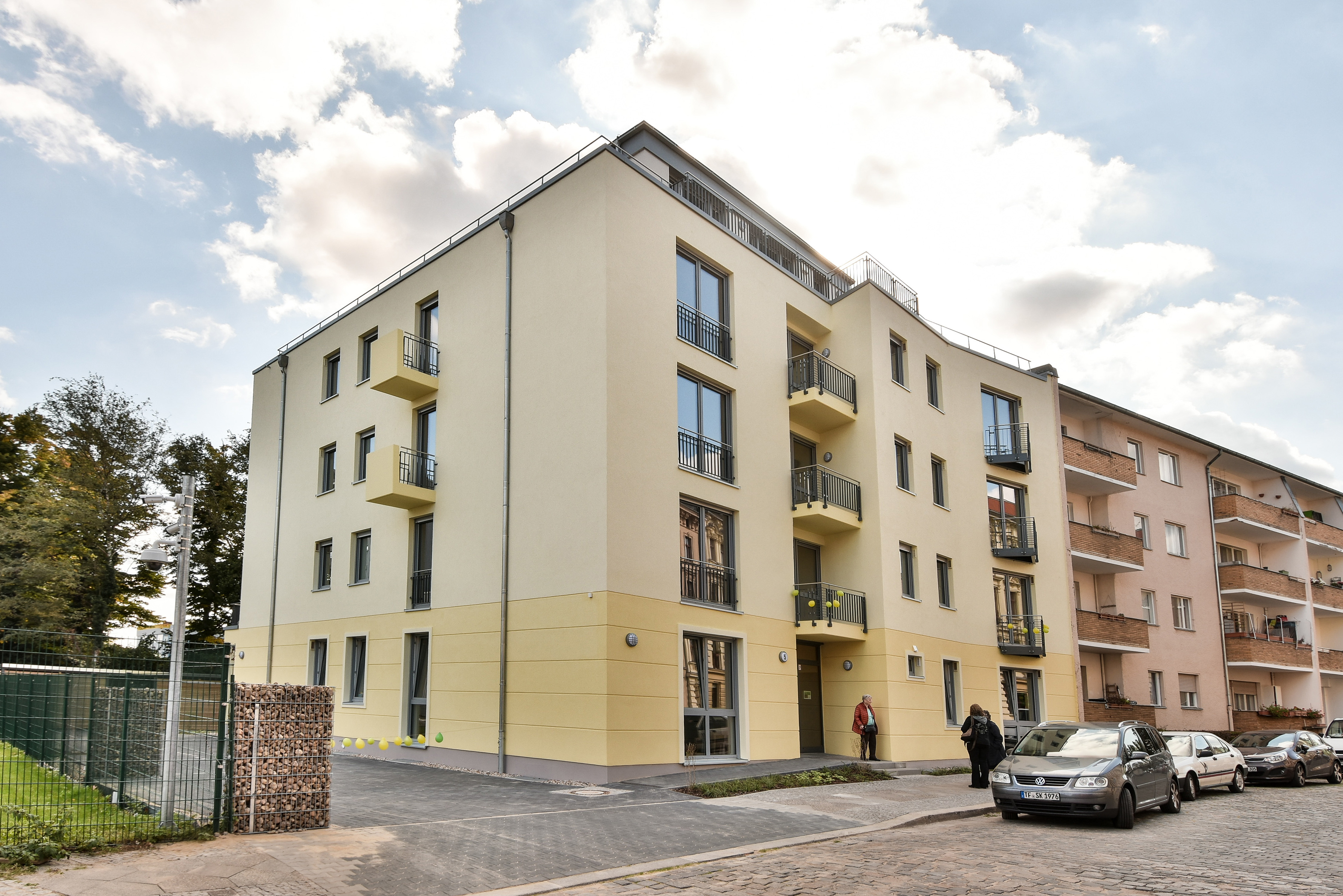 Therapie thema for Familienhaus berlin