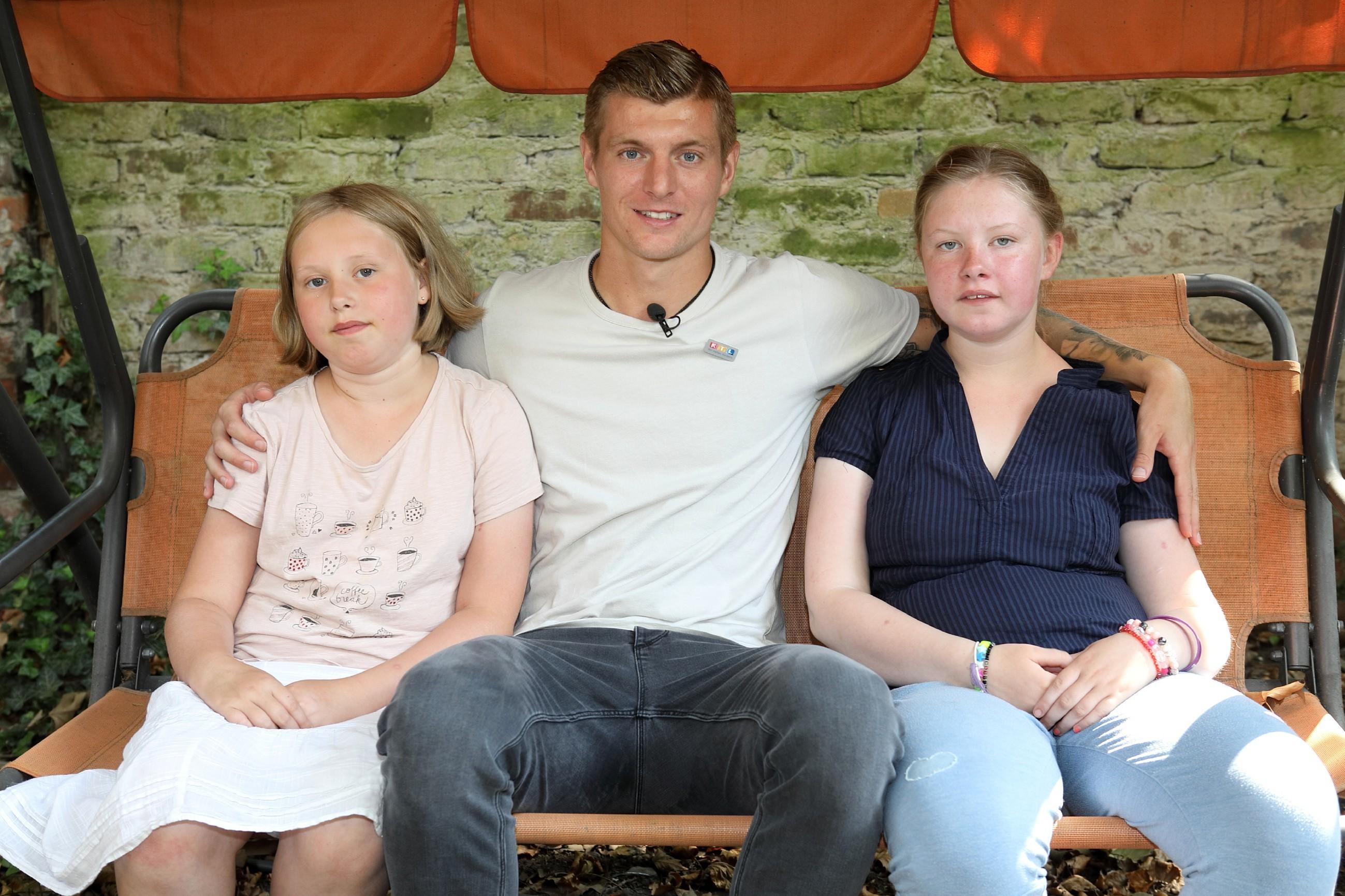 Toni Kroos Kinder