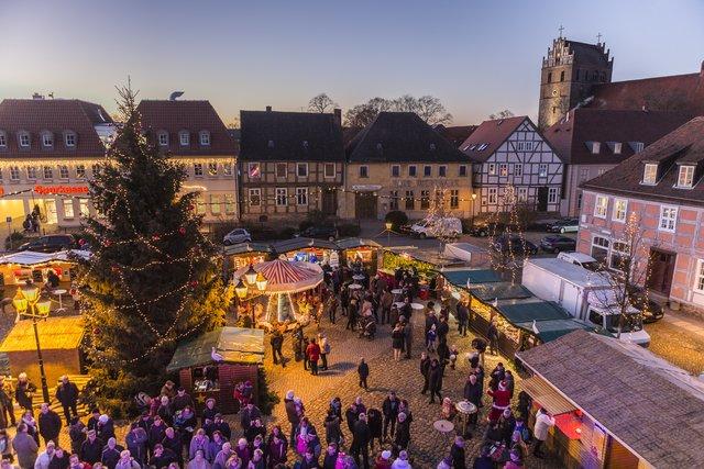 Weihnachtsmarkt Karlshorst.Weihnachten Thema