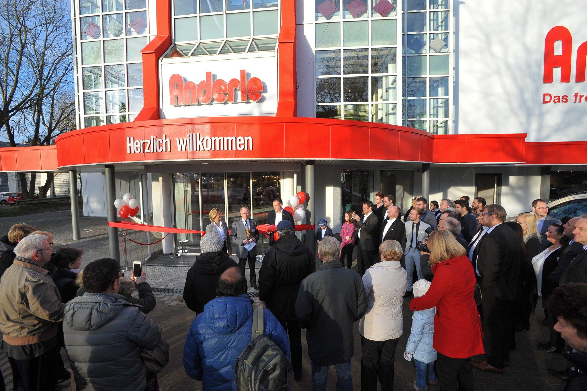 M bel anderle neuer ffnung am ostpreu endamm lichterfelde - Mobelhaus anderle ...