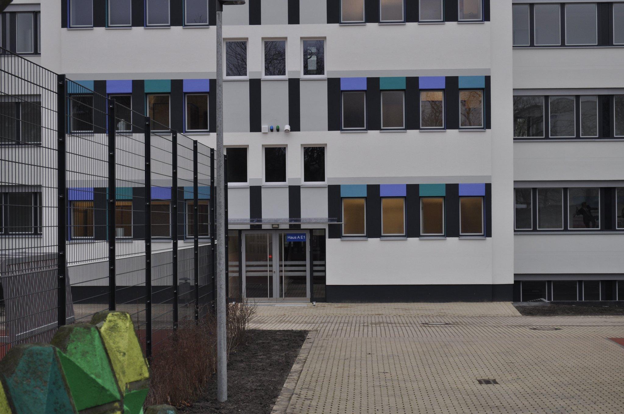 Fast Wie Neu Energetische Sanierung Des Herder Gymnasiums