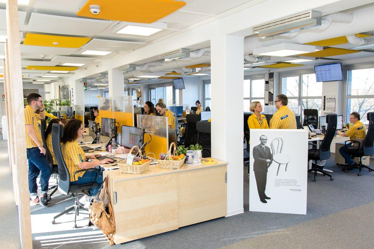Verstarkung Fur Den Kundenservice Ikea Eroffnet Neues Customer
