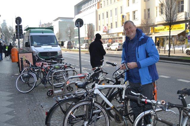 Schrottrader Blockieren Viele Abstellflachen In Steglitz