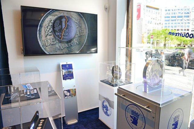Staatliche Münze Berlin Thema