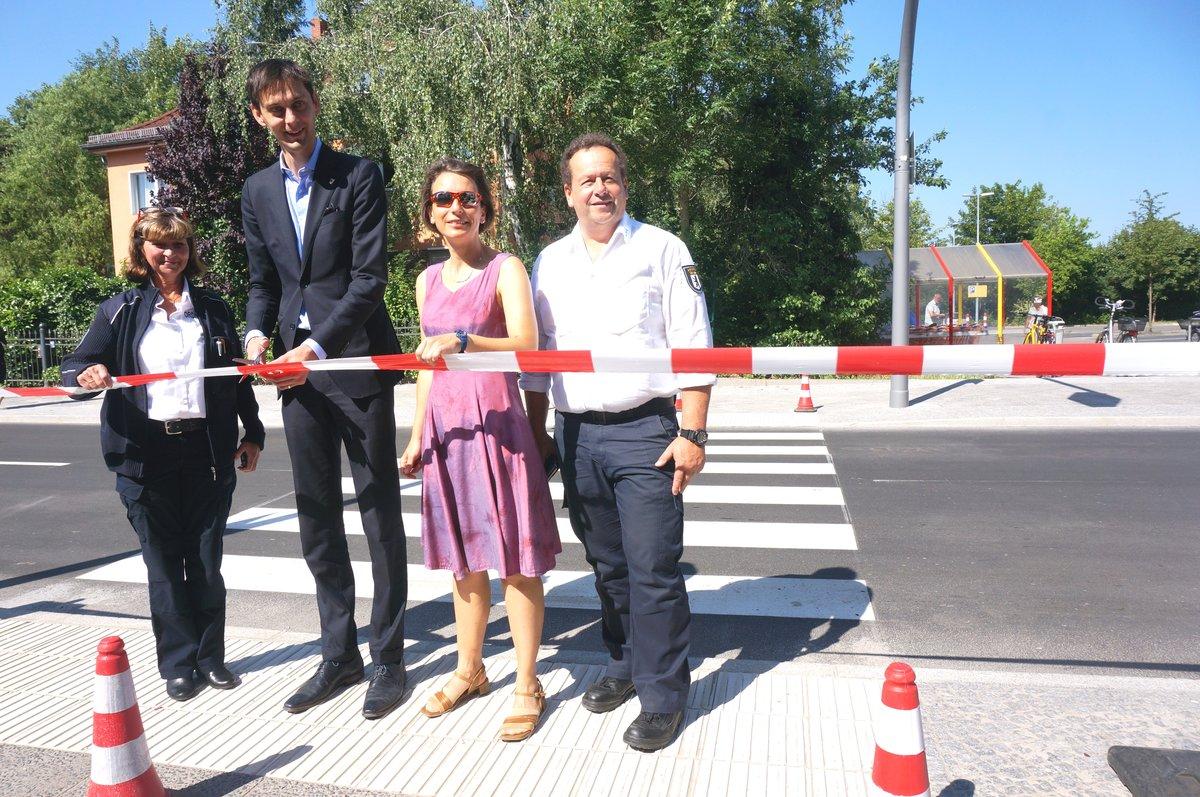Bild 1 aus Beitrag: Neue Fahrbahndecke, breitere Bürgersteige