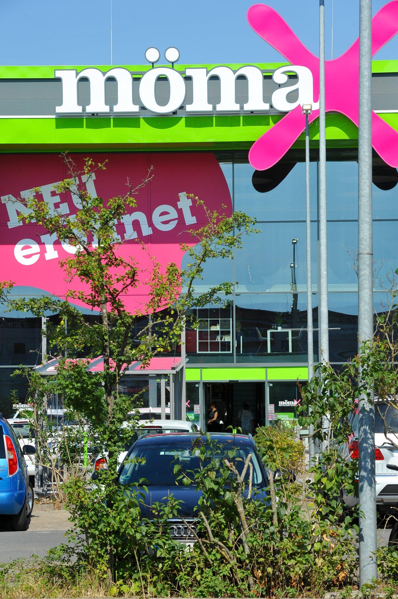 Trendmöbelhaus Im Südwesten Mömax Eröffnet An Der Oderstraße In