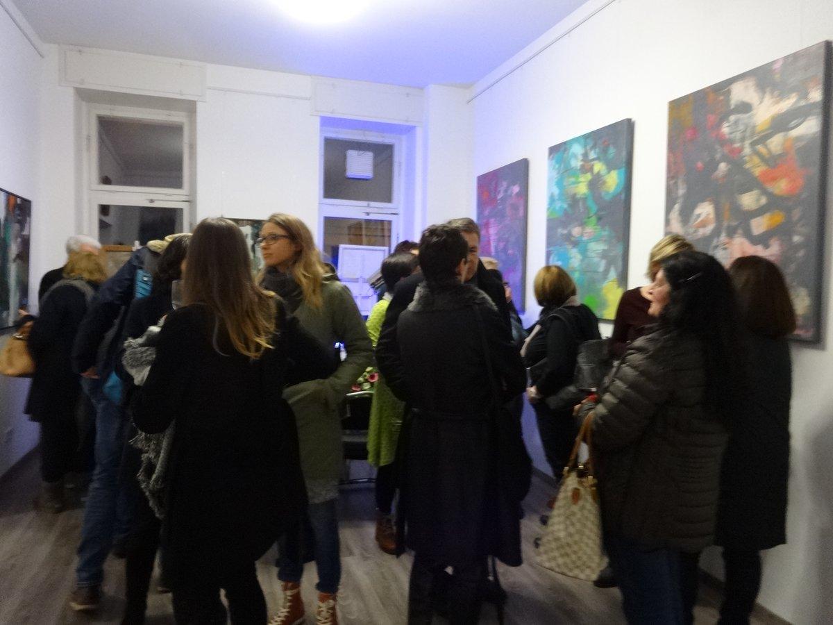 Galerie sucht Künstler und wie kommt ein Künstler in eine Galerie?