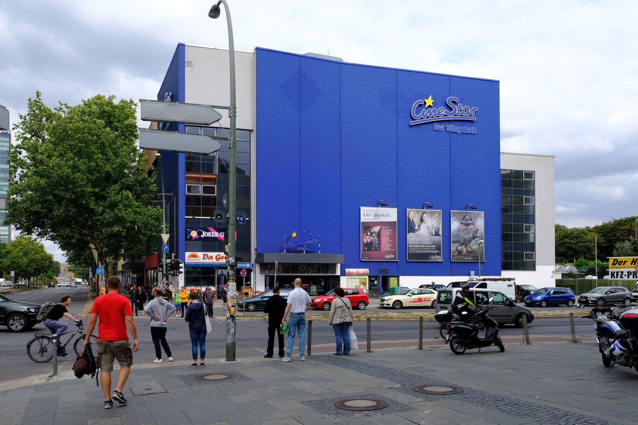 Kino Am Park
