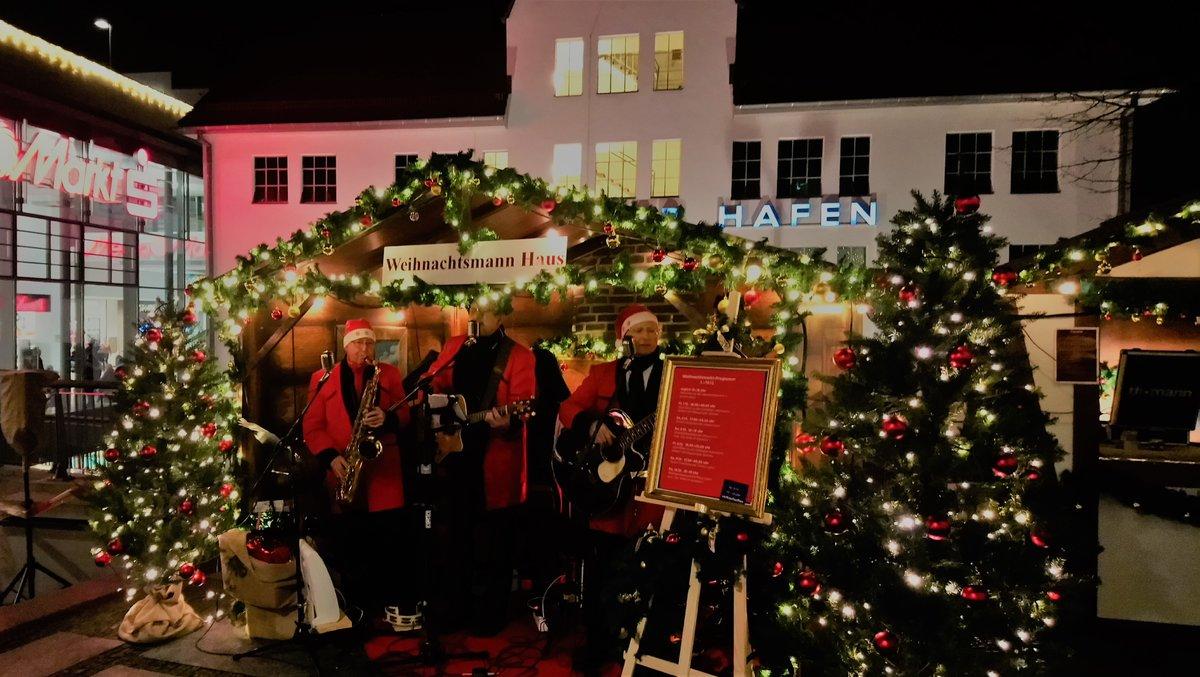 Weihnachtsmarkt Unter Der Woche.Adventszeit Wird Eingeläutet Weihnachtsmarkt Im Hafen Startet Am 30