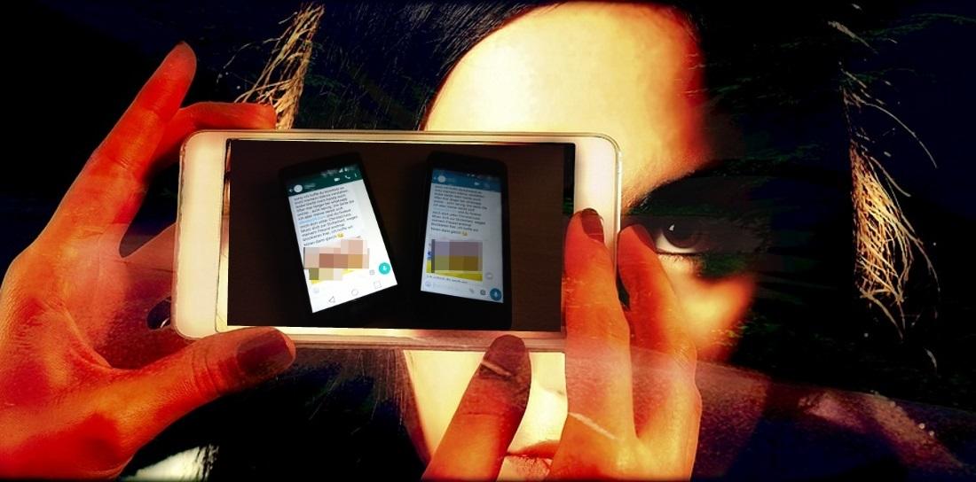 Single frauen über whatsapp