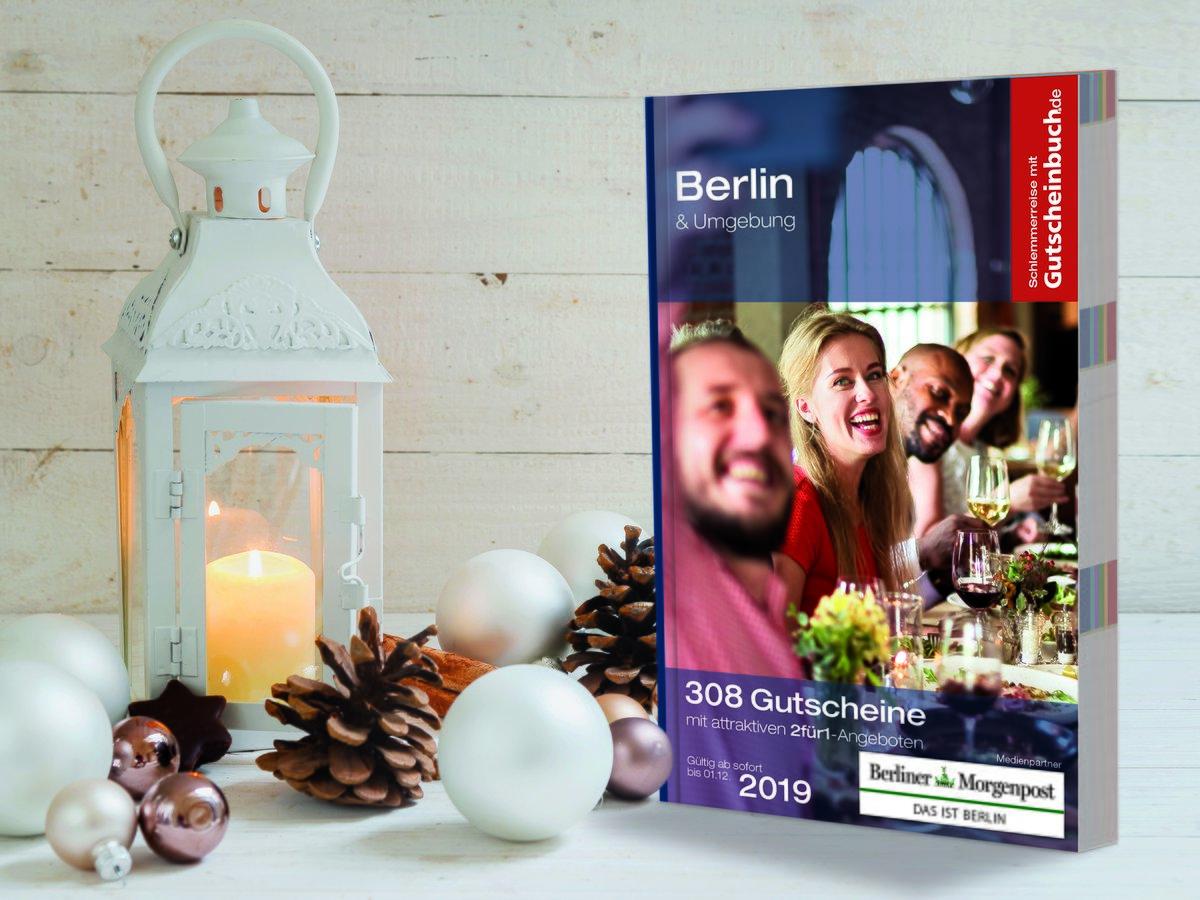 Weihnachten 2019 Berlin.Chance Der Woche Genussmomente Zu Weihnachten Verschenken