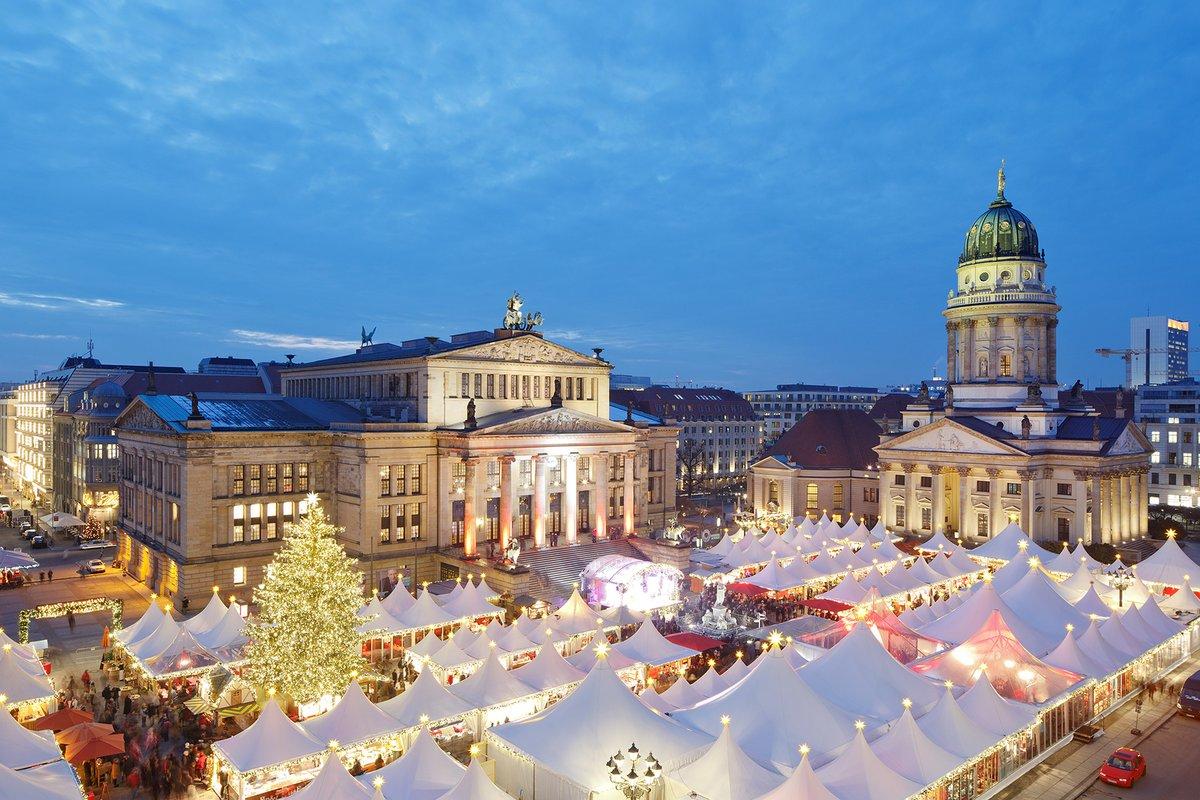 Beginn Weihnachtsmarkt Berlin 2019.Weihnachten Ohne Wilde Maus Mitte Ist Trotz Wegfall Des