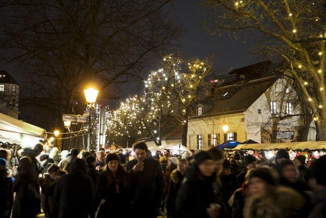 Rixdorfer weihnachtsmarkt 2018