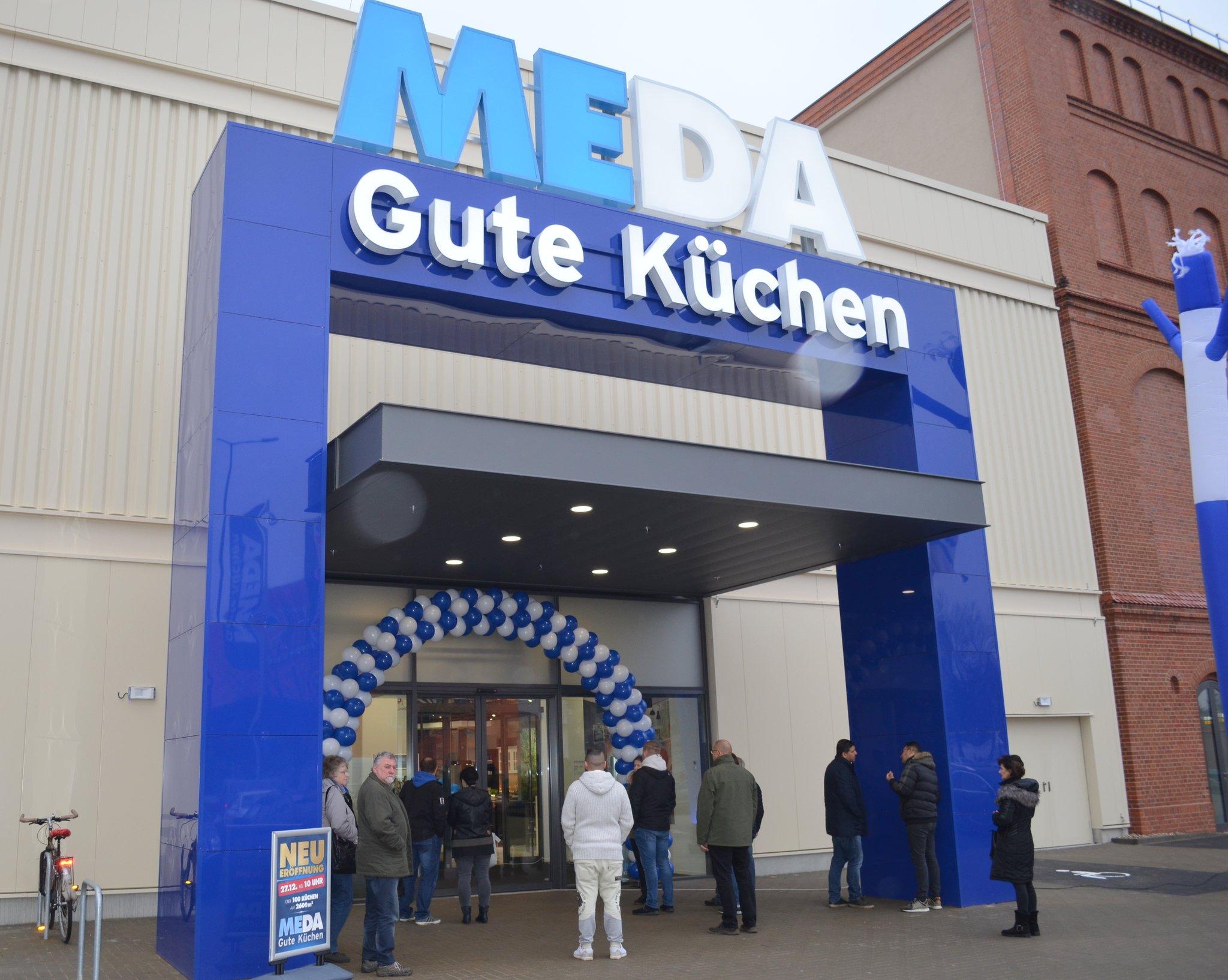 Neue Dimension Des Kuchenkaufs Meda Gute Kuchen Eroffnete In Der