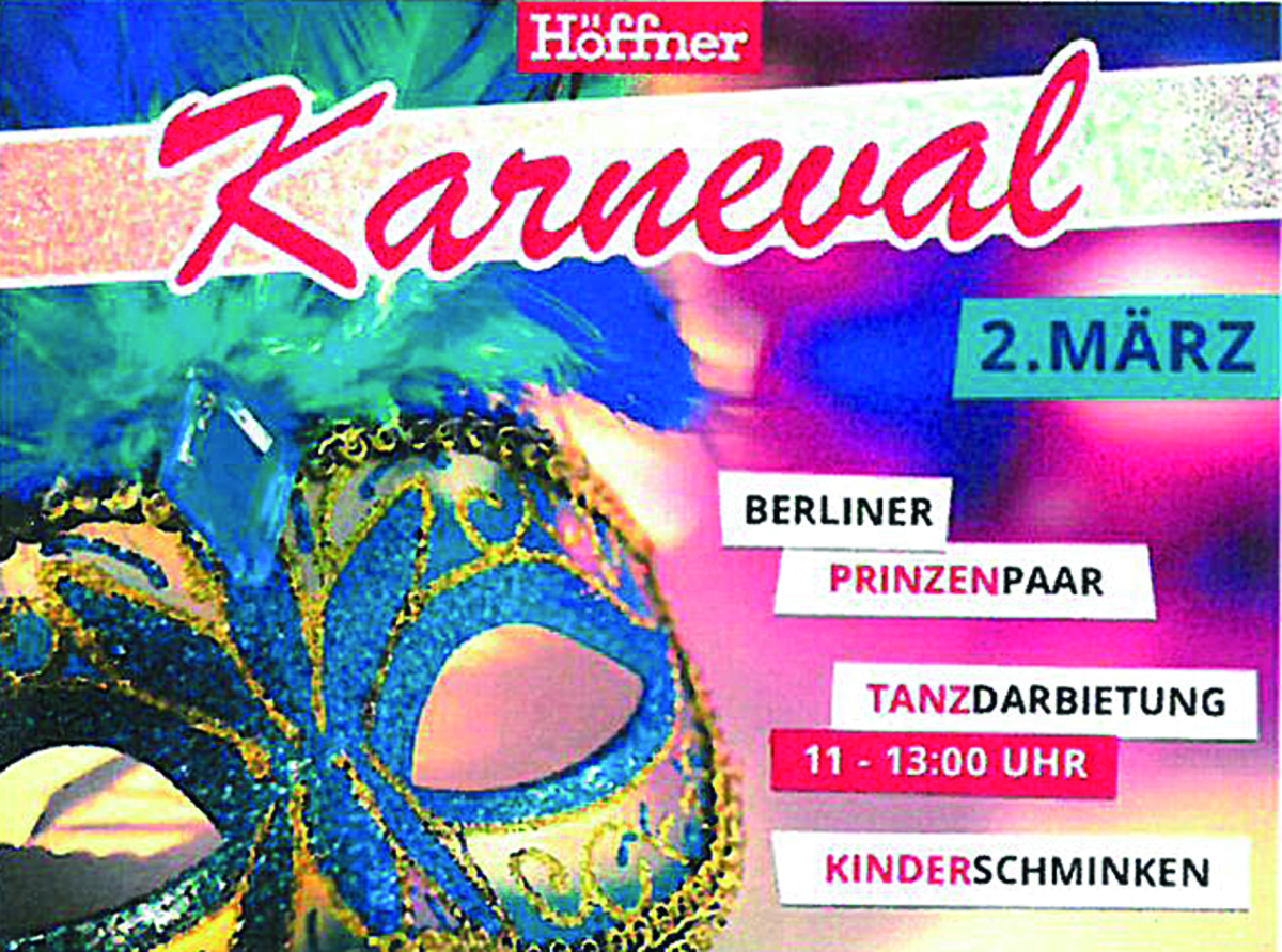 Heijo Berlin Höffis Karneval In Schöneberg Am Sonnabend 2 März