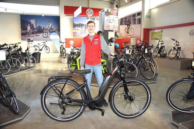 E Bikes Und Barbecue Radhaus Aktionstage In Lichterfelde