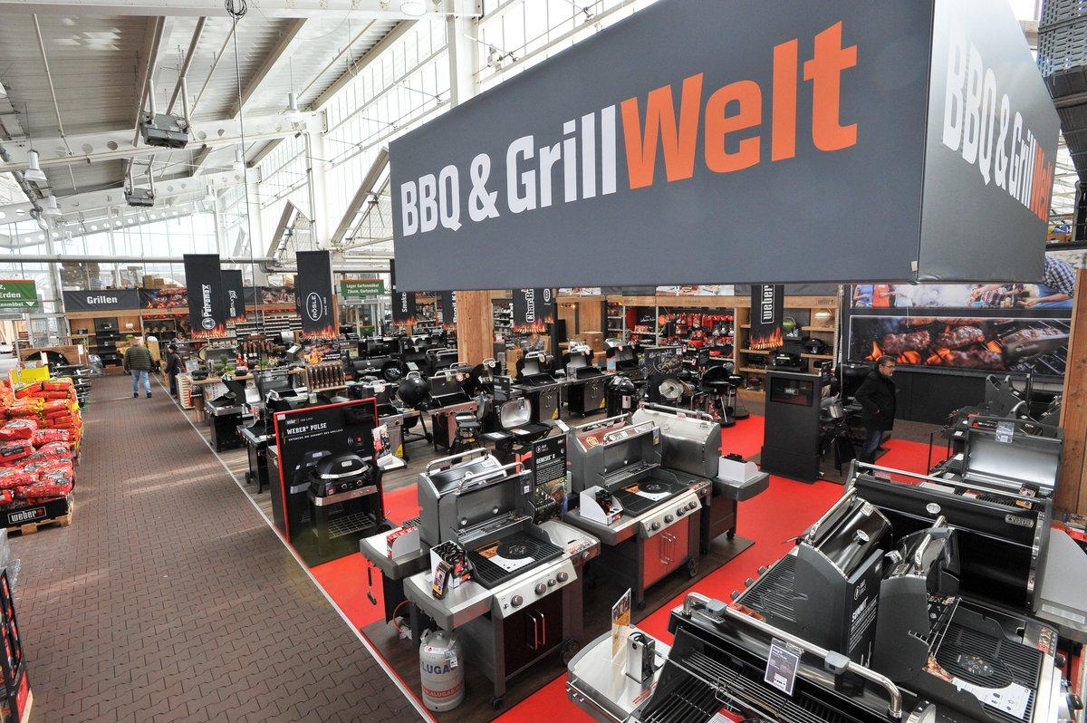 Weber Elektrogrill Obi : Ein grill level höher obi markt in der goerzallee eröffnet die
