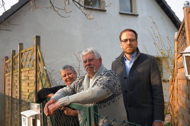 Top Siedler fürchten um ihr Zuhause: Hauseigentümer sollen Grundstücke DA38