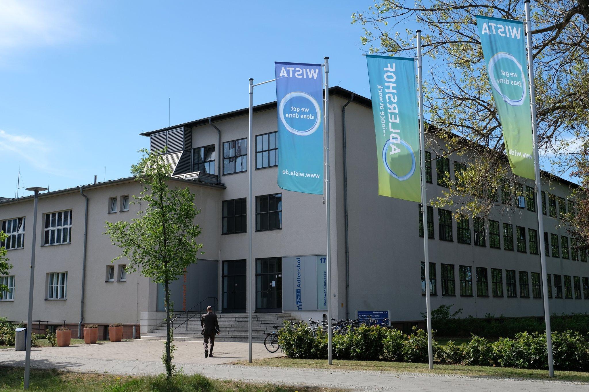 Wissenschaftsstandort Adlershof