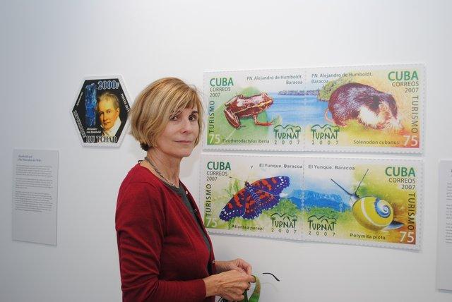 Ausstellung Zeigt Briefmarken Anlässlich Des 250