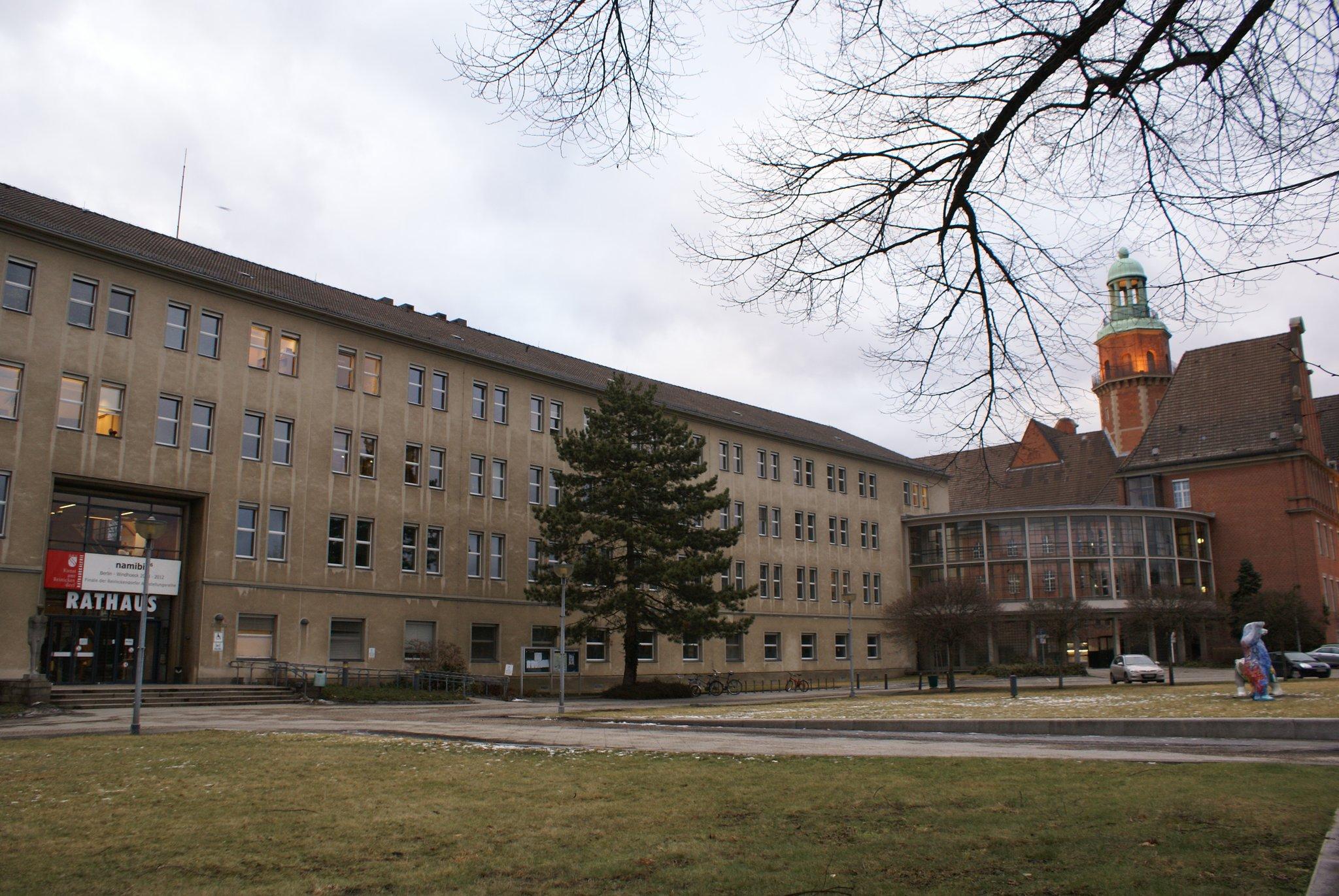 Bezirksamt Reinickendorf Ausbildung