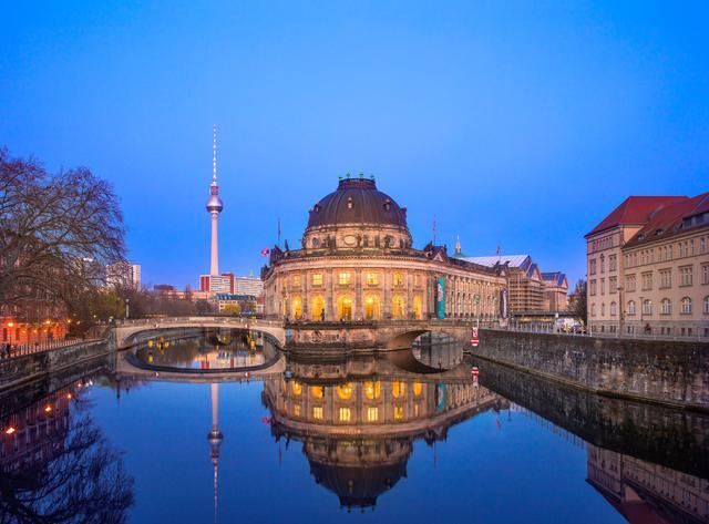 Staatliche Museen Bieten Berlinern In Der Krise Kulturelle Schatze An Jazz Konzerte Und Corona Dokumentation