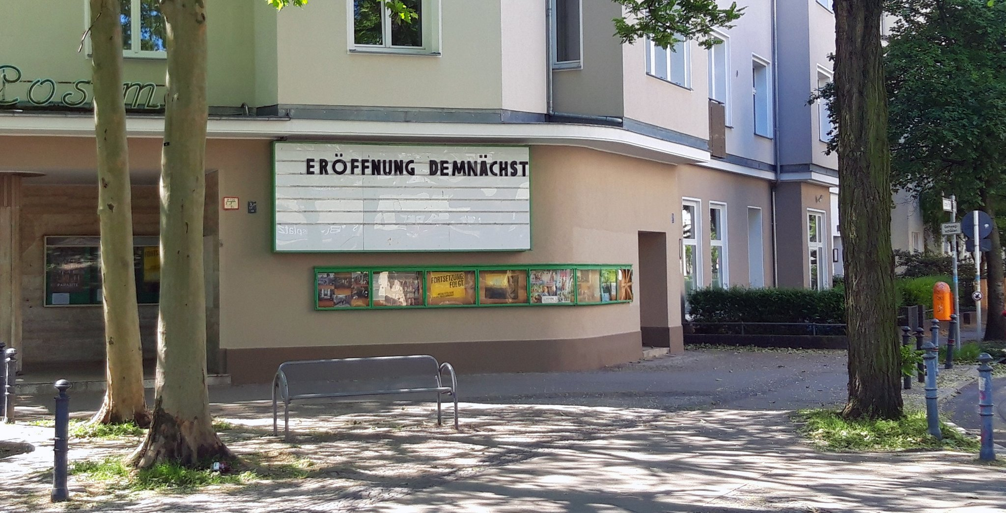 Kino In Schöneberg