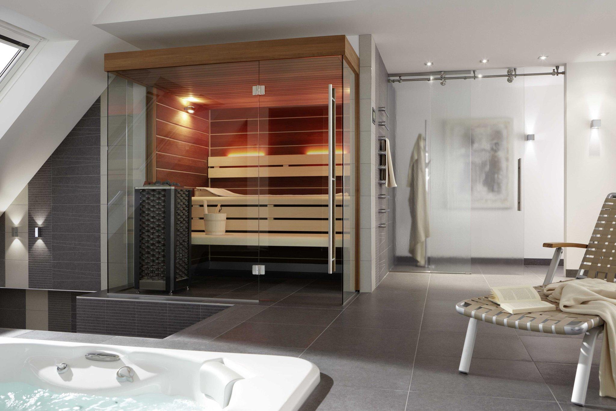Wellness für Zuhause Welche Sauna ist die richtige   Charlottenburg