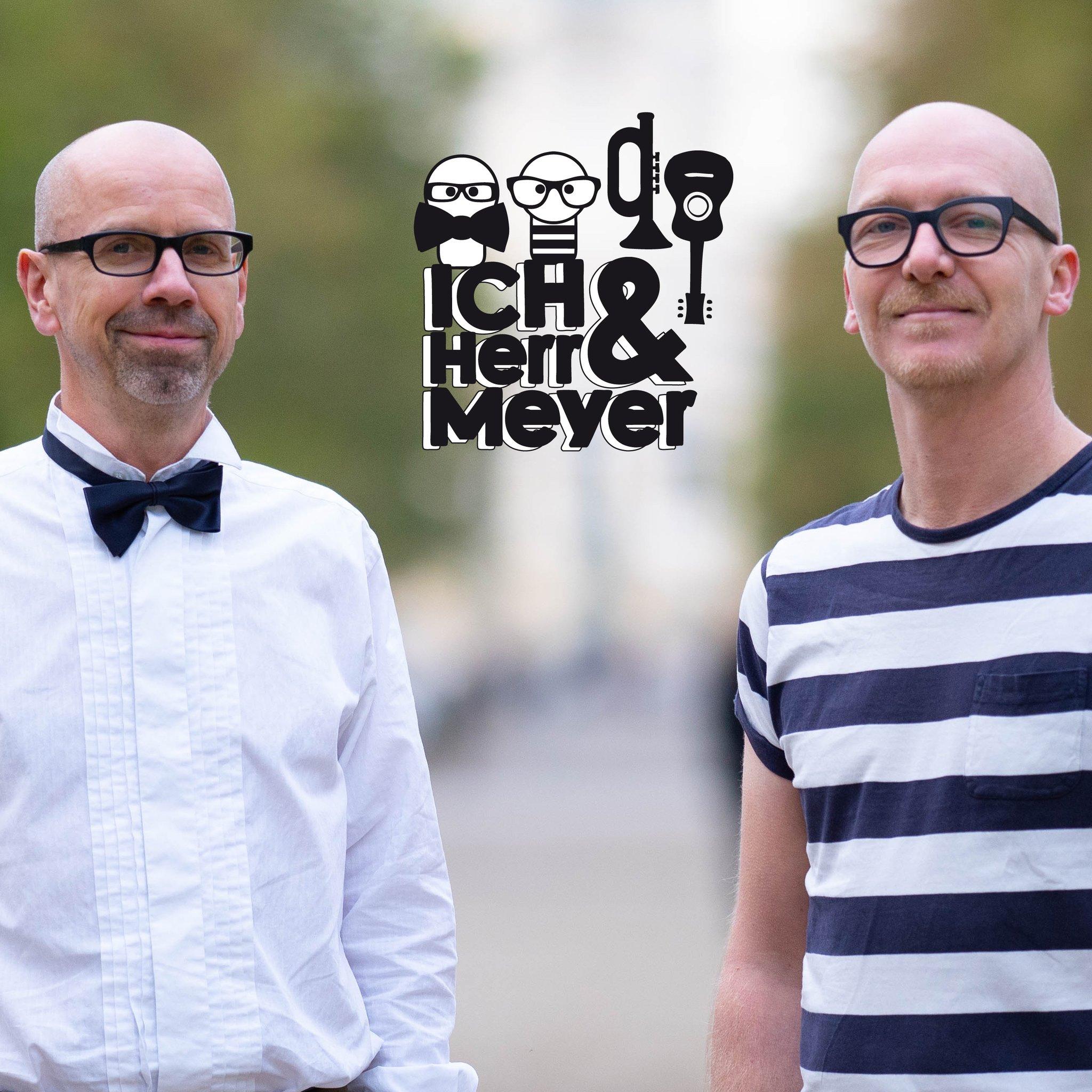 Schultour Charlottenburg: ICH  HERR MEYER planen eine Kindermusik...