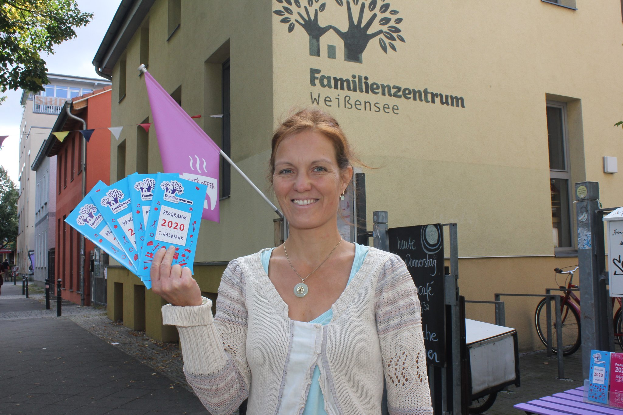 Room of House: Familienzentrum wagt Neustart - Weißensee
