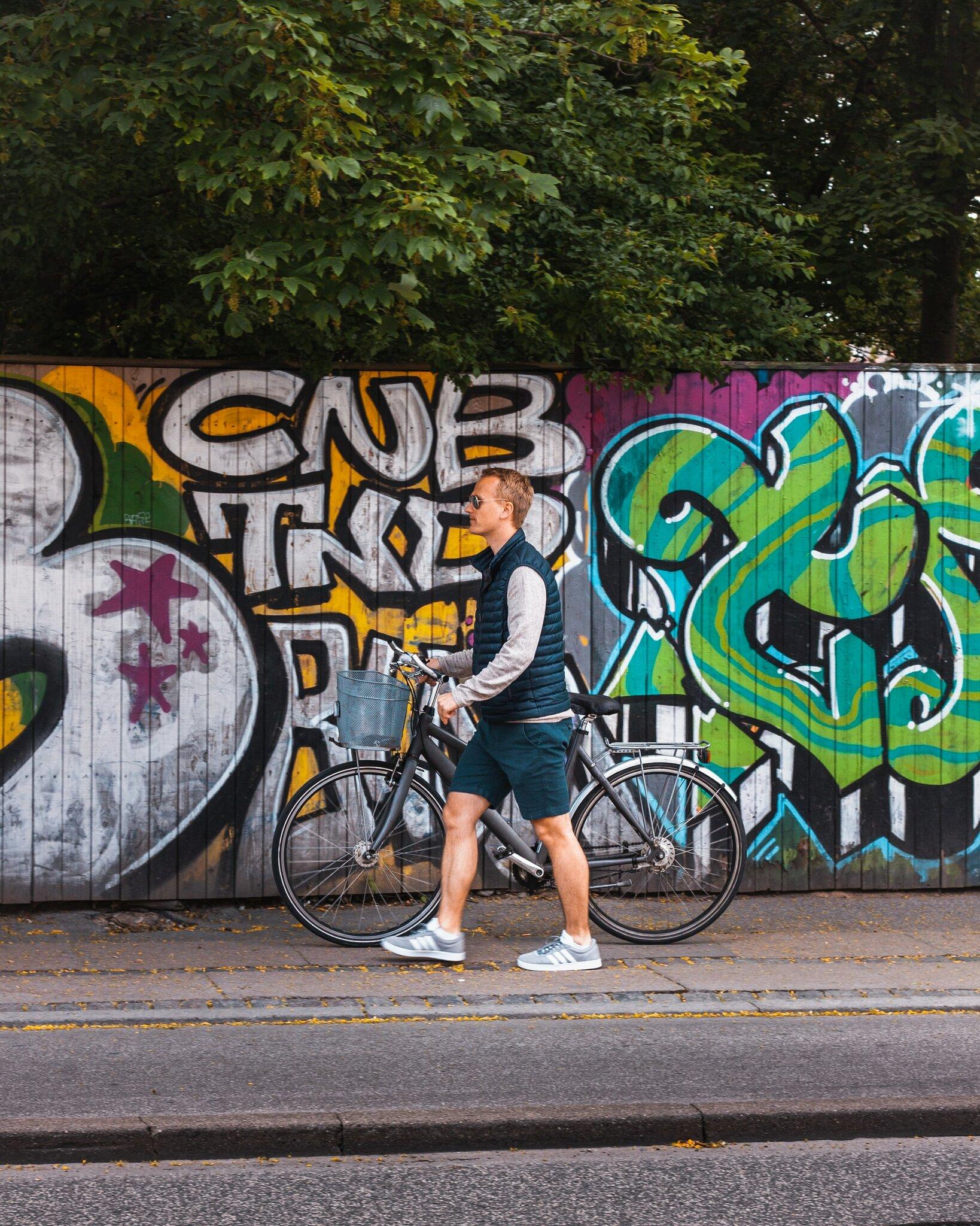 Eine Radtour verbindet Generationen und Kulturen -...