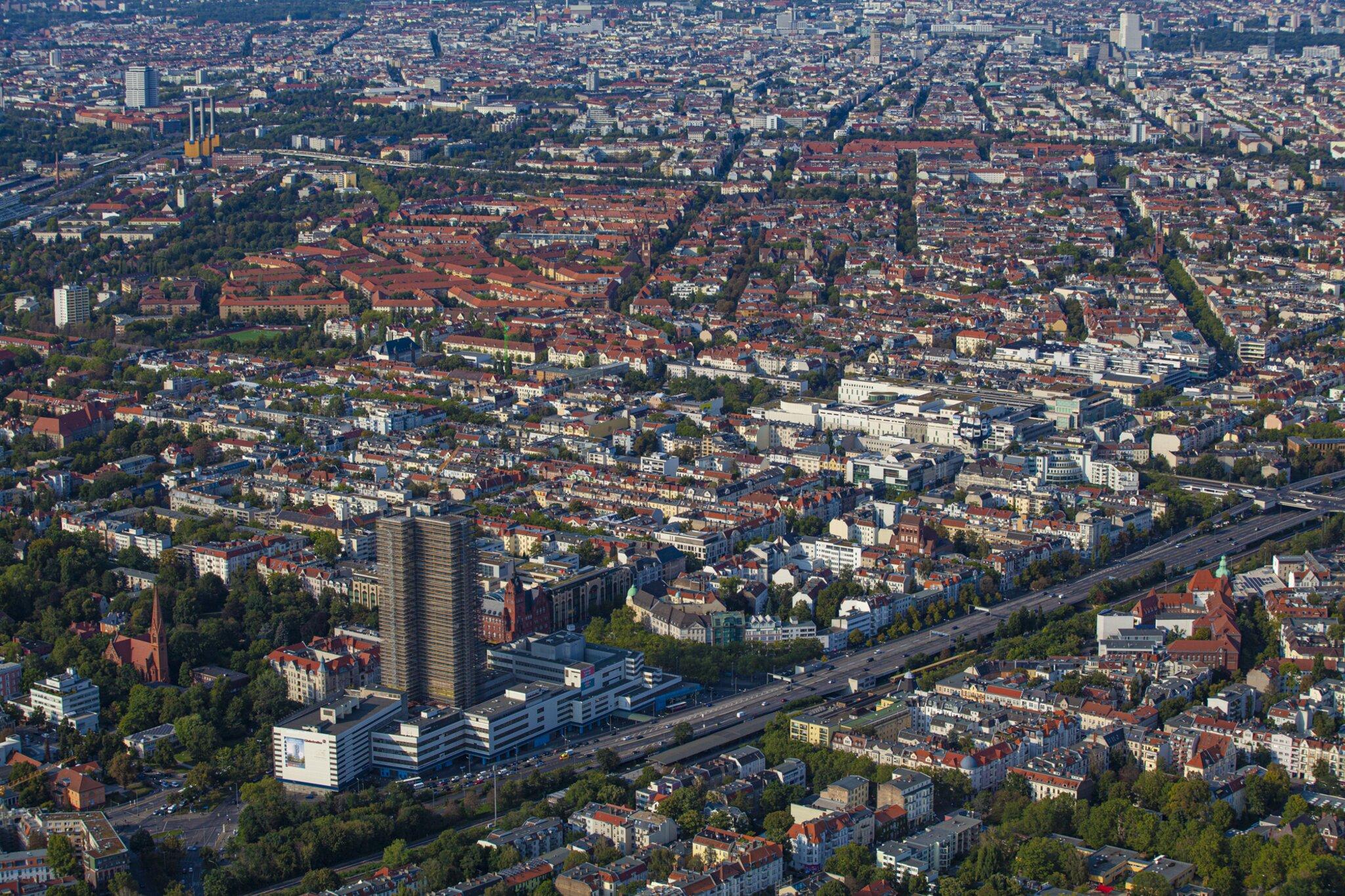 Berliner: Luftbildfotograf Dirk Laubner entdeckt Berlin aus der...