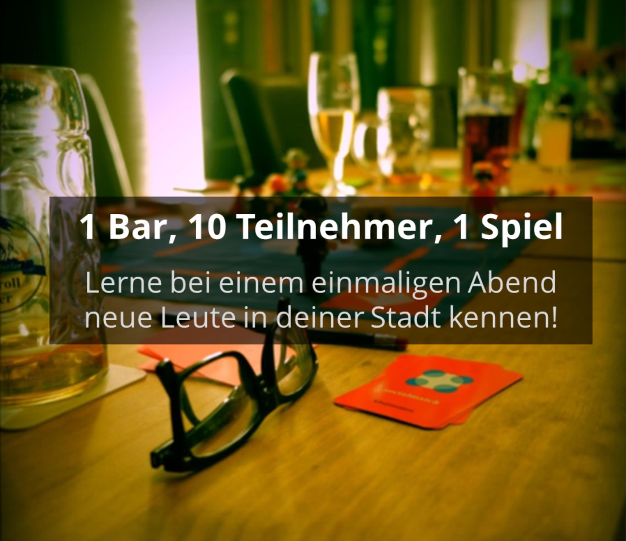 Bar leute kennenlernen berlin