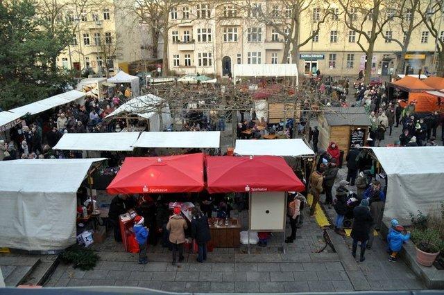 Weihnachtsmarkt Karlshorst.Weihnachtsmarkt Die Welt Zuhause In Karlshorst