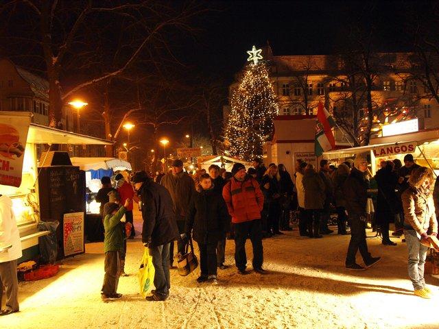 Weihnachtsmarkt Karlshorst.Kleiner Feiner Weihnachtsmarkt In Friedrichshagen