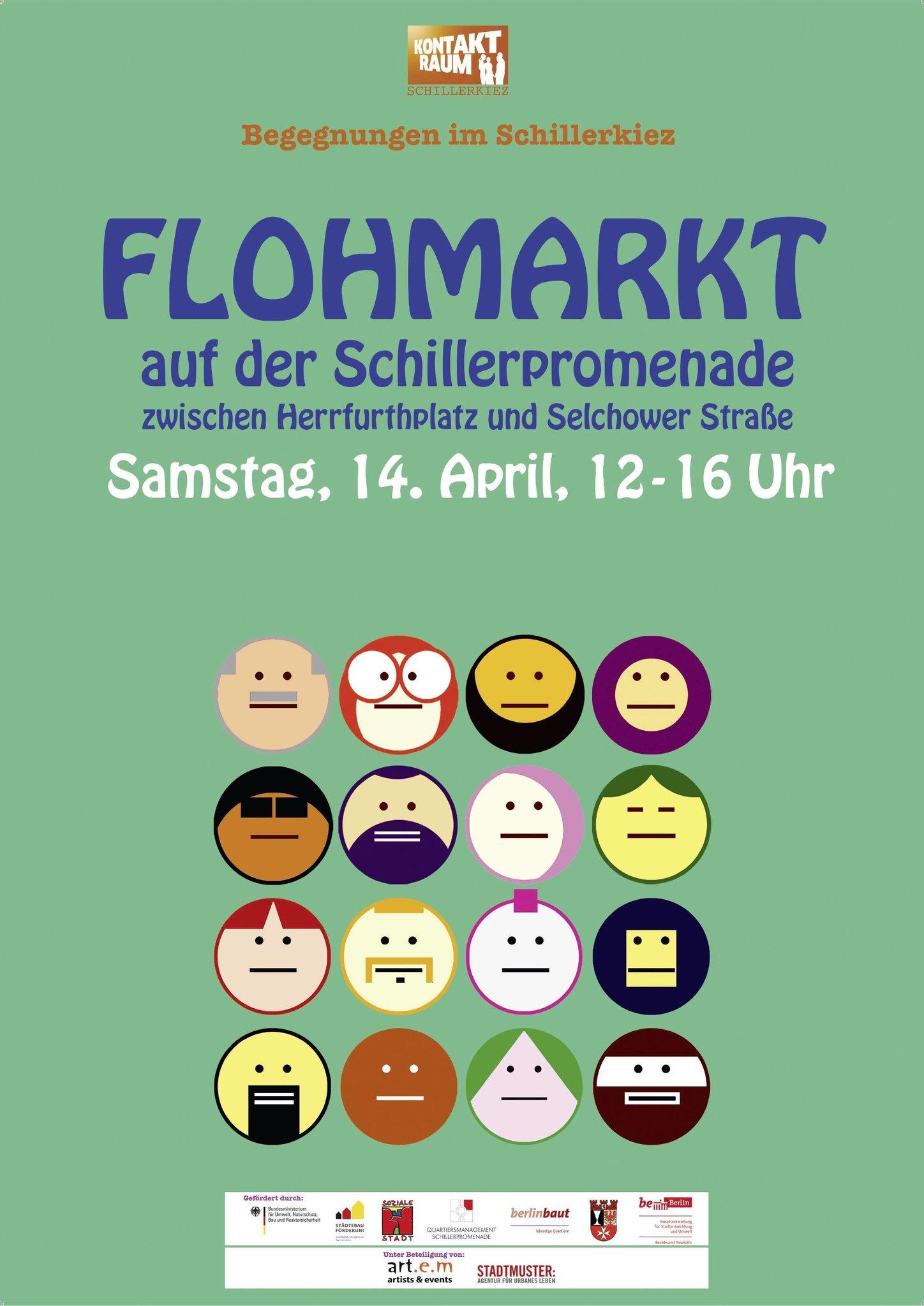 Flohmarkt berlin 14 05