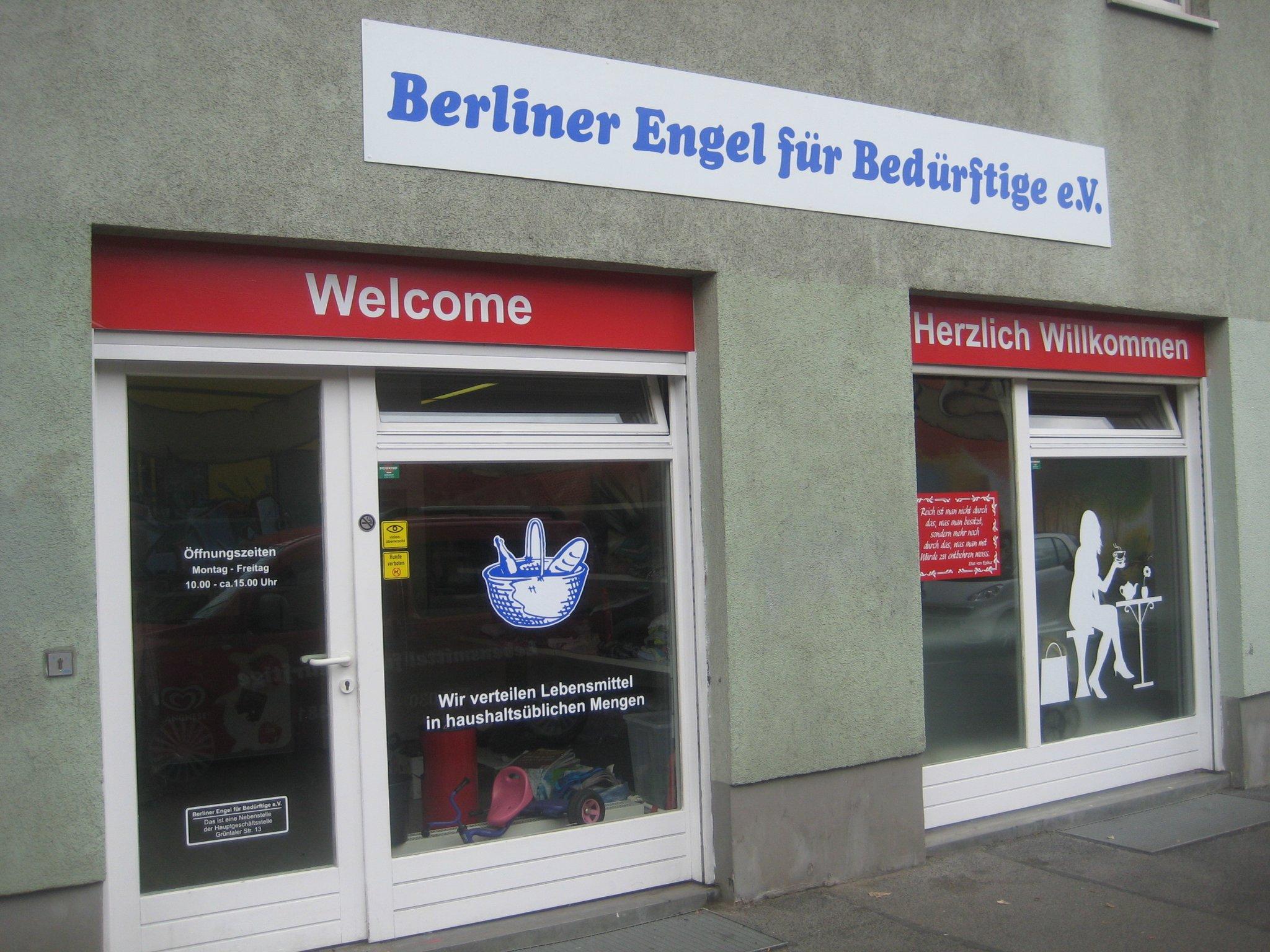 berliner engel f r bed rftige e v aus lichtenberg berliner woche. Black Bedroom Furniture Sets. Home Design Ideas